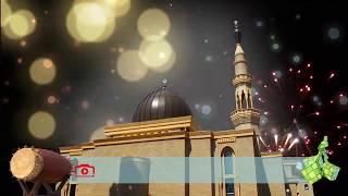 FREE DOWNLOAD - Ucapan Idul Fitri & gema takbir tanpa teks