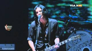 Placebo - Follow The Cops Back Home [Movistar Arena Chile 2010] HD