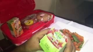 Qatar airways kids meal