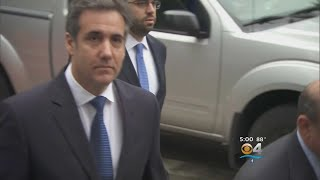 Ex-Trump Attorney Cohen Pleads Guilty To Charges Involving Hush Money
