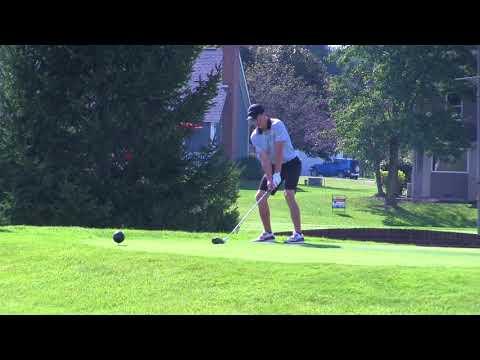 Grace Men's Golf NCCAA Regional Highlights 9/25/17