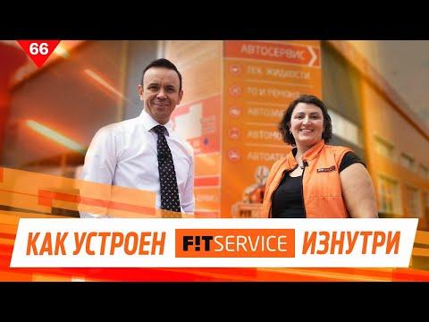 Как устроен Fit Service изнутри!