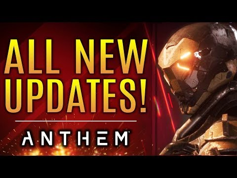 Anthem - All New Updates! New Leaks, Teases from Bioware Dev! Cataclysm Update!