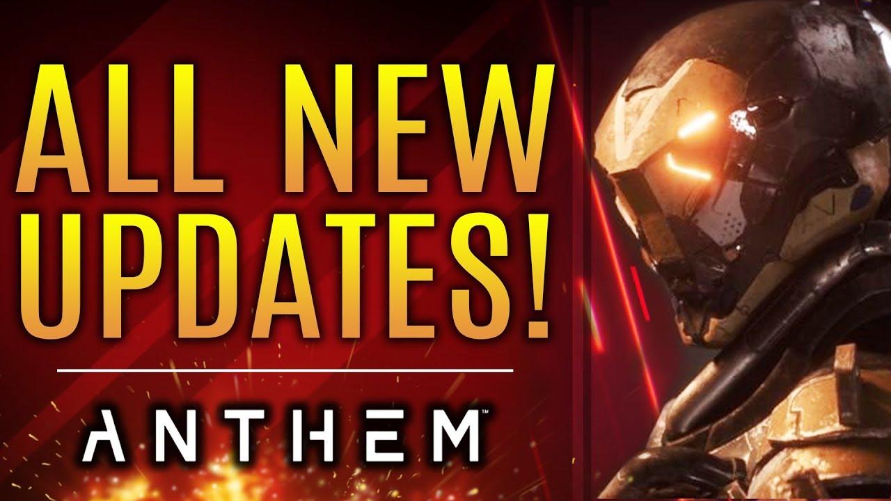 Hino - Todas as novas atualizações! Novos vazamentos e provocações da Bioware Dev! Atualização de cataclismo! + vídeo