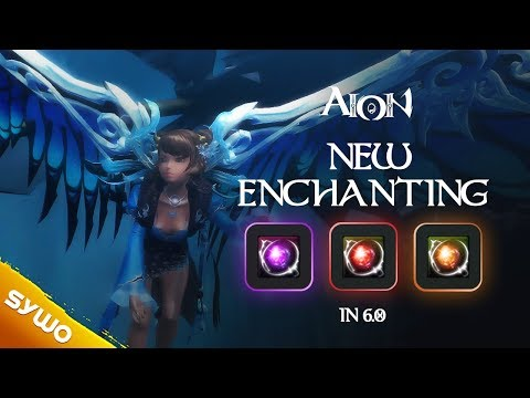 Aion 6 0: New Enchanting System Guide