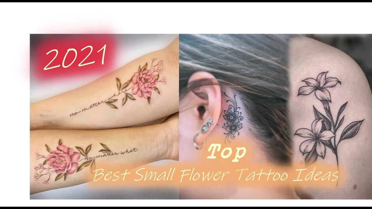 Hình Xăm Hoa Nhỏ Cực Kì Đẹp Cho Nữ 2021 – Top Best Small Flower Tattoo Ideas 2021 – Black Box INK VN   Bao quát các nội dung nói về hình xăm tay đẹp cho nữ chi tiết nhất