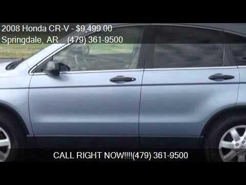 2008 Honda CR-V EX AWD 4dr SUV for sale in Springdale, AR 72
