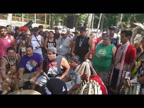 Midnite Express @ Menominee Nation contest Pw 2016