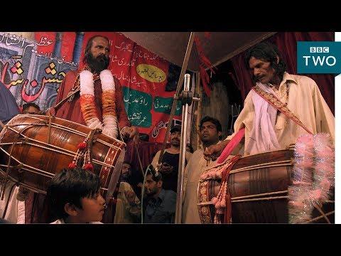 Sufis - Dangerous Borders: A Journey across India & Pakistan - Episode 2 | BBC Two