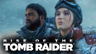Rise of the Tomb Raider - PC Tech Features Trailer