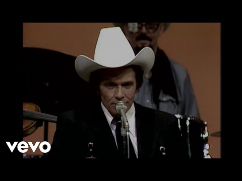 Merle Haggard - New San Antionio Rose (Live)