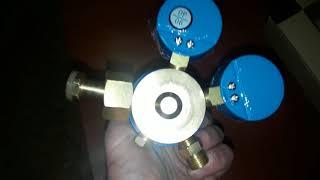 Обзоро редуктор кисневий БКО 50-5