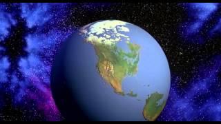 Opening scene of 'Waterworld'