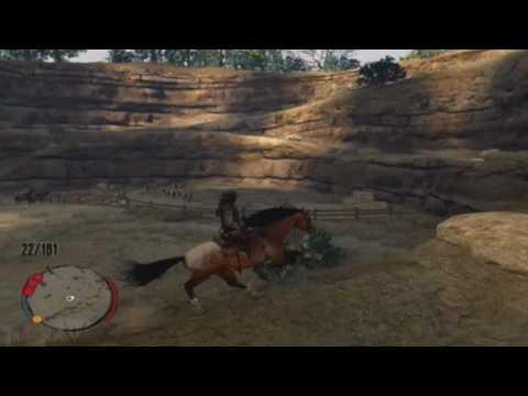 Red Dead Redemption -Rockstar Social Club- Pike's Basin Challenge