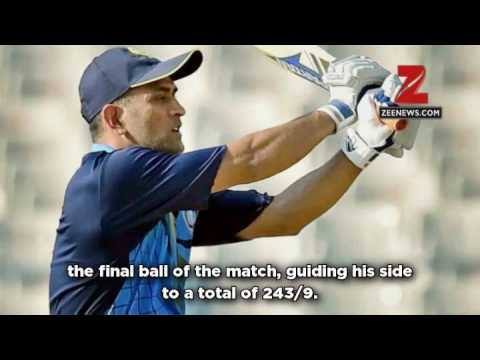 Vijay Hazare Trophy: MS Dhoni slams 94-ball...
