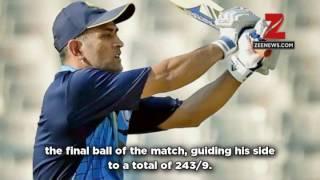 Vijay Hazare Trophy: MS Dhoni slams 94-ball century against Chhattisgarh