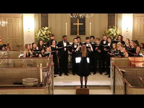 Sleep - Jamestown High School Chamber Choir