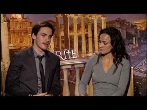 rytua the rite wywiad colin odonoghue i alice braga eng - Home For Christmas 2002