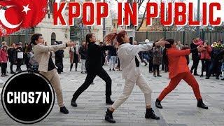 [KPOP IN PUBLIC TURKEY/ISTANBUL] EXO - LOVE SHOT Cover by CHOS7N