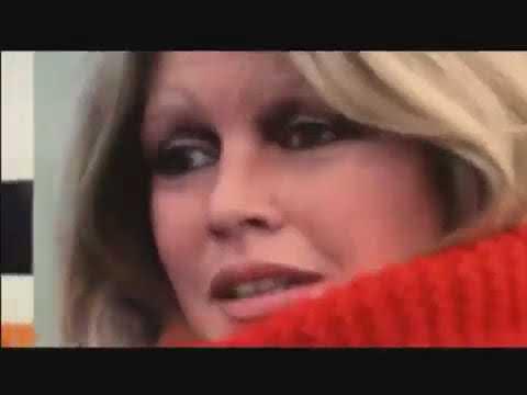 Brigitte Bardot au Canada pour sauver les bébés phoques (mars 1977)