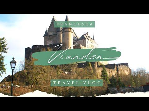 Travel Vlog // Vianden, Luxembourg