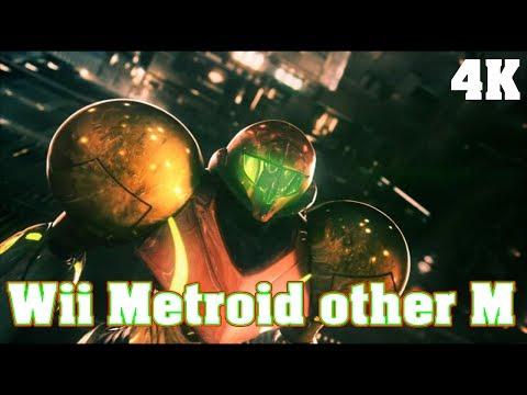 Metroid Other M / 4K 16:9 RTX 2080ti / Wii Emulator Dolphin