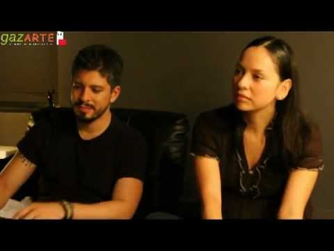 RODRIGO Y GABRIELA Interview @ Gazarte