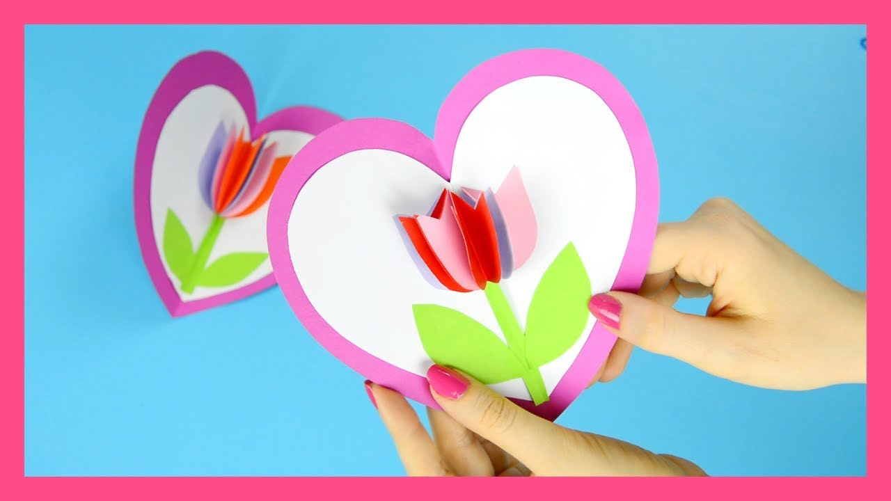 Easy Mothers Day Crafts For Children