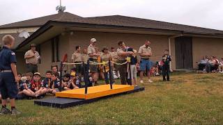 Cub Scout Pack 268 Bridging Ceremony Thumbnail