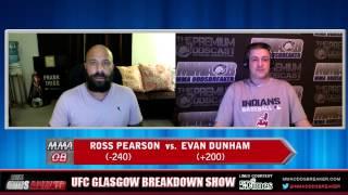UFC Fight Night 72 Breakdown Show w/ Frank Trigg and Nick Kalikas