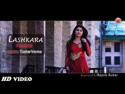 Official Pahari Song Teaser: Lashkara | Tushar Verma | Releasing: 22nd March | Music HunterZ
