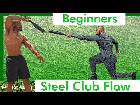 Steel Club Flow for beginners (2018)