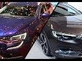 2017 Opel Insignia Sports Tourer vs. 2017 Renault Talisman Grandtour