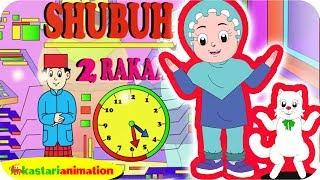 MAKIN SEMANGAT SHALAT di BULAN RAMADHAN | Lagu Anak Islami bersama Diva | Kastari Animation Official - Stafaband