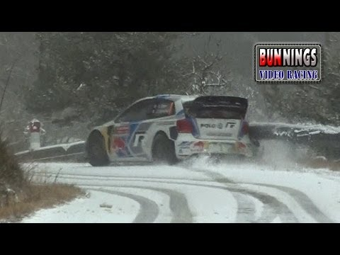 [HD] WRC Rally Montecarlo 2014 - @BunningsVideo