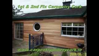 1st & 2nd Fix Carpentry Cork | Jonathan Evans Carpentry Joinery | 086-2604787  | Vid-001