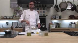How To Make Vinaigrette Video