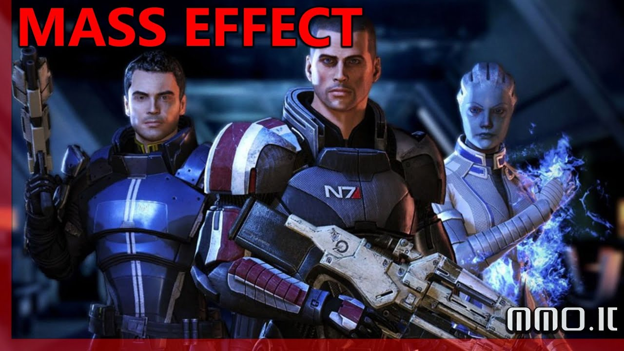 Mass Effect: Legendary Edition remasters your 2007 nostalgia ...