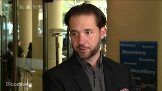 Reddit's Alexis Ohanian on Trump's Policies, Net Neutrality