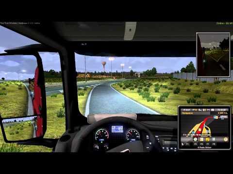 Euro Truck Simulator 2 - #1/2