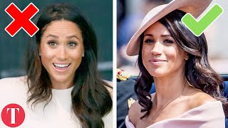20 Beauty And Fashion Rules Meghan Markle Always Follows