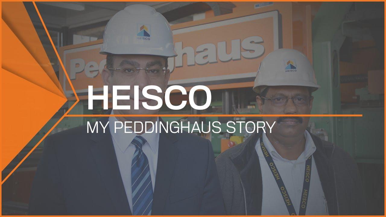 My Peddinghaus Story - HEISCO - Shuaiba, Kuwait