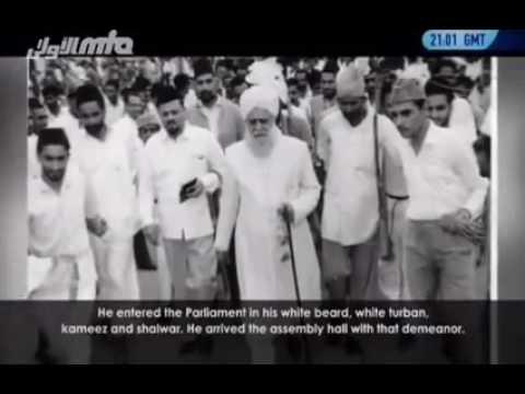 Mufti Mehmood About Ahmadiyya Khalifa