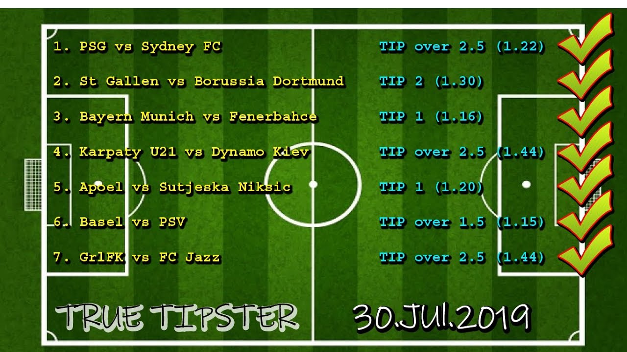 Prediction For Today Tips