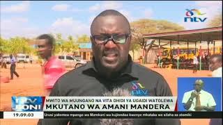 Waziri Matiang'i kuongoza mkutano wa usalama kaunti ya Mandera