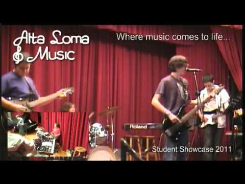 Guitar Lessons Rancho Cucamonga CA - Alta Loma Music Lessons Showcase