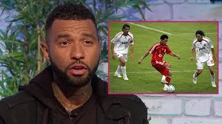 Jermaine Pennant On Being 'Man Of The Match' In The Champions League Final