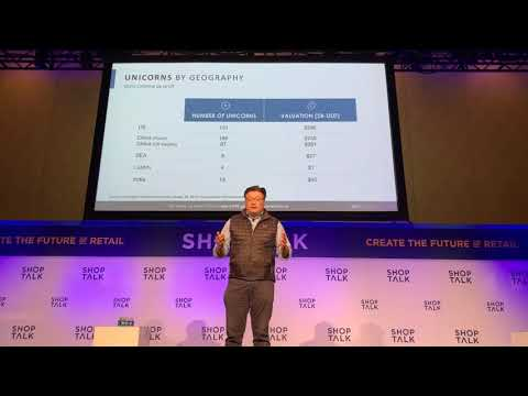 The Next Billion: Speech by Hans Tung at Shoptalk 2019