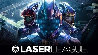 Laser League - Wir werden kämpfen und siegen! (Bourbon + Hülli) 2on2