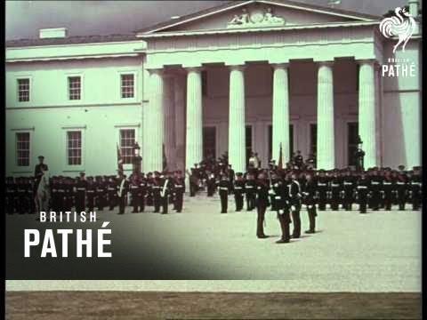 Sandhurst Parade 19701979